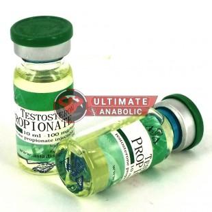 Asia Dispensary Testosterone Propionate 100mg