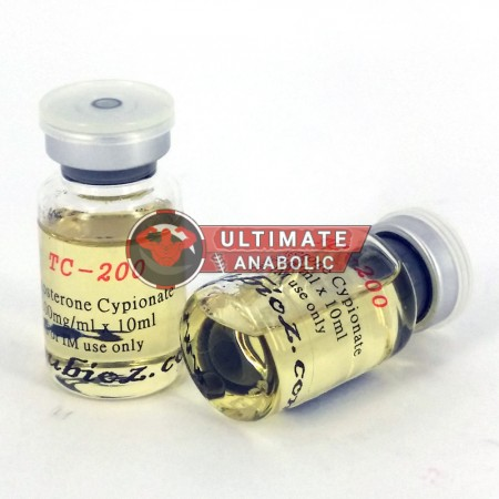 EU Bioz Testosterone Cypionate 200mg