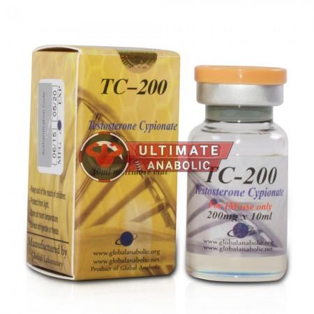 Global Anabolic Testosterone Cypionate 200mg