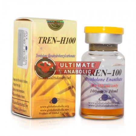 Global Anabolic Trenbolone Enanthate 100mg